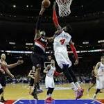 Aldridge Leads Blazers Over 76ers 114-104