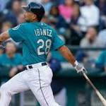 Ibanez Rips 2 More, Mariners Rout Angels 8-3
