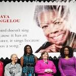 Maya Angelou's Forever Stamp Features Misattributed Quote - and Oprah ...