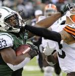 Browns blow early lead, fall to Smith, Jets 24-13