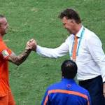 Van Gaal inspires Dutch revival...and Van Persie gamble shows why he'll do the ...