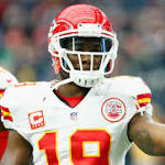 What is status of Kansas City Chiefs' Jeremy Maclin for playoff game vs. New ...