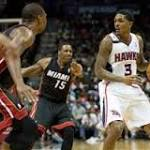 Heat Face Wizards With Top Seed Still in Reach