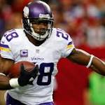 Adrian Peterson passes two to reach 19th on rushing list