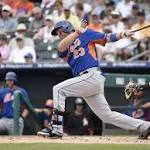 Mets fillet Marlins 12-3; Colon will start Opening Day