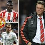 Manchester United's January dilemma: Will club swoop for Gareth Bale and ...