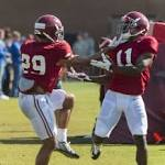 Former 5-star recruit Kendall Sheffield 'a lot more comfortable' entering Year 2 at Alabama