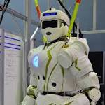 NASA JSC Unveils 'Valkyrie' DRC Robot