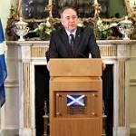 Aftermath of the Scottish referendum