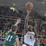 St. John's snaps skid, defeats Dartmouth 69-55