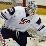 Demko, United States shut out Slovakia at WJC