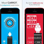 Carrot Fit: New weight loss app will insult you into losing weight