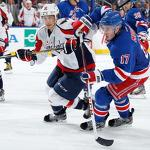 John Moore emerges as NY Rangers' newest power-play weapon