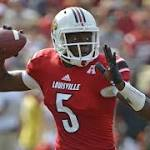 Louisville Cardinals dominate Ohio Bobcats