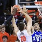 No. 8 Virginia Crushes Tennessee State, 79-36