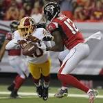 Redskins game night: Some bright spots, some shaky play in 23-17 loss to Falcons