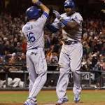 Dodgers To Face Giants In Crucial 3-Game Series In San Francisco