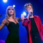 Taylor Swift Is Rolling Stones' Surprise Guest—Watch Her and Mick Jagger ...