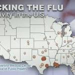 So far, an uneventful flu season