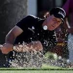 Phil Mickelson Struggles in Return, Blake Adams Stars