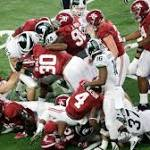 How Alabama caught up to the hurry-up offense