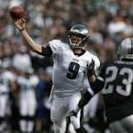 Eagles Eye Week 9: Birds rip Raiders