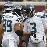 Carroll: We've come to count on Russell Wilson's magic