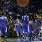 Kentucky Commonwealth Battle Heats Up Sweet 16