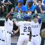 Yankees bats go silent against Colby Lewis in 3-2 loss to Rangers