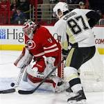 Penguins turn tables on Hurricanes with 3-2 victory