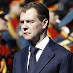 Russian PM Dmitry Medvedev visits Crimea, announces plans to turn into a ...