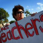 Teachers in Florida sue state claiming job evaluation system is unfair