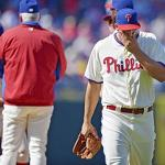 Phillies manager Charlie Manuel splits Chase Utley, Ryan Howard in order