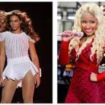 Celebrity Buzz: Beyonce, Nicki Minaj team up for 'Flawless' remix