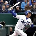Guthrie, Royals stay cool in 7-5 win over White Sox