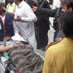 Suicide attack on candidate kills 12 in Pakistan
