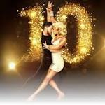 'Dancing With the Stars' celebrates 10th anniversary; announces summer tour ...