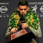 Oregon's Marcus Mariota in photos