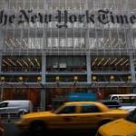 New York Times swings to Q2 loss on lower print ad sales