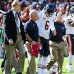 NFL notebook: Cutler to start for Bears
