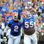 Weather delays Gators' expected return to respectability