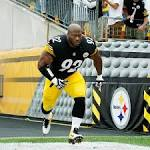 Steelers reach deal with linebacker Harrison; 2 more years