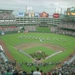 Flashback Friday: A look back to the Rangers' first Opening Day at the Ballpark in Arlington