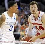 NCAA Tournament: A appear at Thursday's Sweet 16 matchups