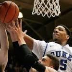 Brownlow: Court Vision: No. 4 Duke shakes pesky Army team