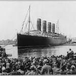 Lusitania: 100 years later; 60 from N.J. were aboard ocean liner sunk by Germany