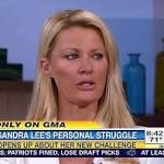 Sandra Lee, celebrity chef and girlfriend of New York Governor Andrew Cuomo ...