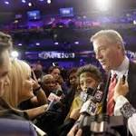 Bill deBlasio triumphs over Anthony Weiner, Christine Quinn in NYC debate