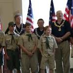 Salisbury Elks Lodge celebrates Flag Day