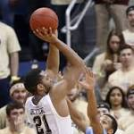 Jeter leads Pitt to upset of No. 12 North Carolina